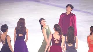 [4K] 김연아 - 컬튼콜 (180522 올댓스케이트2…