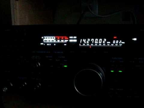 KP2/K3TRM  my radio buddy FRANK in St.Croix,Virgin Islands