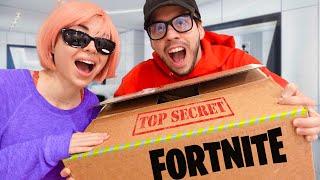 Fortnite Sent Me a MYSTERY BOX...