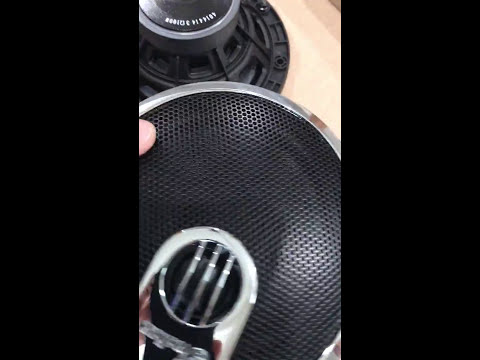 Indian Motorcycle Concert Speakers - Consideration for DIY Stock Lid Install