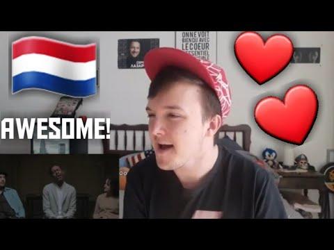 Reaction - Jeangu Macrooy - Grow - Netherlands - Eurovision 2020