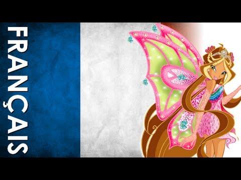 Winx Club - Enchantix + Lyrics (French)