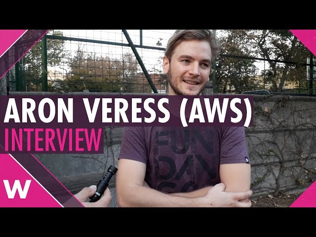 Aron Veress (AWS - Hungary 2018)  Interview in Budapest
