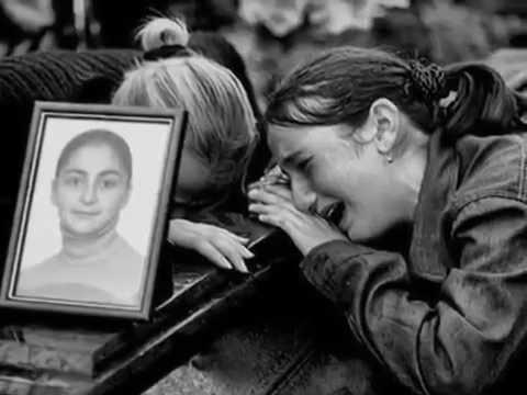 12 лет трагедии в Беслане. 3 сентября 2004 года