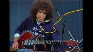 Brighton Rock - Brian May Starlicks Guitar Tutorial (1983)