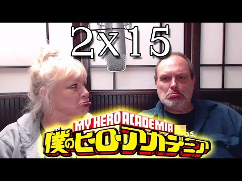 My Parents React to My Hero Academia | 2x15 | ENGLISH DUB |