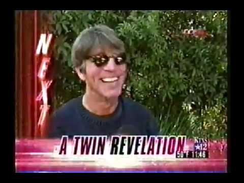 2004 Access Hollywood  Eric Roberts on Sister Julia Roberts Twins
