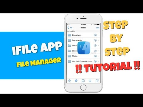 IFile File Manager Download Tutorial On IPhone