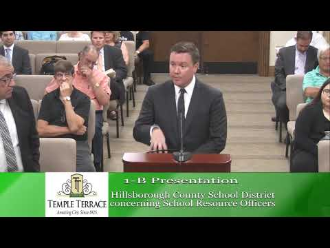 Temple Terrace City Council Meeting 6-6-18