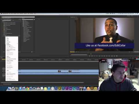 Premiere Pro CS6 - Save Time on Titles