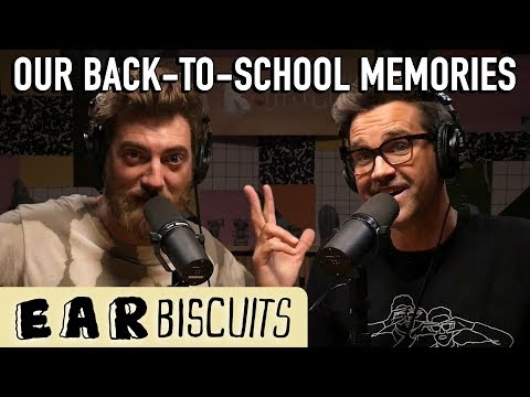 Is Back-To-School A Feeling? | Ear Biscuits Ep. 158