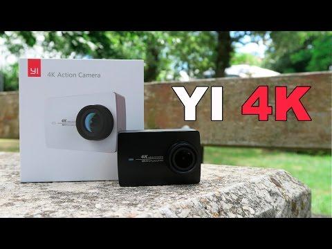 Yi 4K action camera, review en español