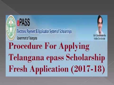 Check Your Telangana epass Application Status
