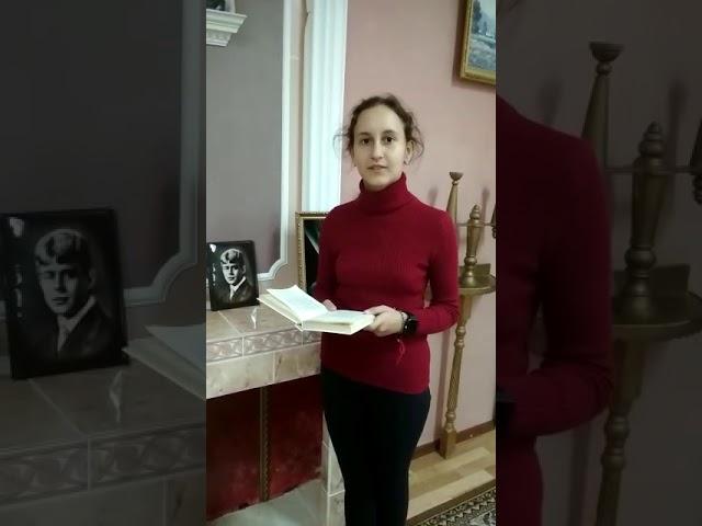 Изображение предпросмотра прочтения – ДианаДетушева читает произведение «Письмо матери» С.А.Есенина