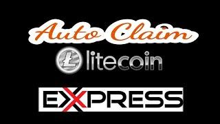 Free BTC Auto claim. ditinggal tidur auto gajian
