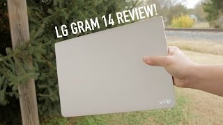 LG Gram 14 Review! (vs Apple Macbook Air)