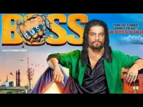 WWE Raw the Boss Akshay Kumar dialogue