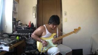 IMPELLITTERI【Rat Race(Guitar Solo)】 Take1動画です。