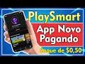 PLAYSMART - GANHE DINHEIRO NO PAYPAL TESTANDO JOGOS | 2021✔️