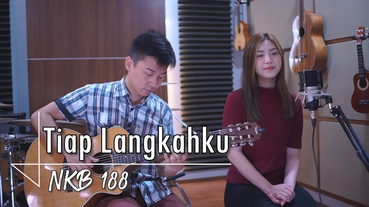 Download Tiap Langkahku - NKB 188 (Each Step I Take) | by NY7 (Nadia & Yoseph)