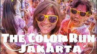 The Color Run Jakarta 2014 - (The Full Story)