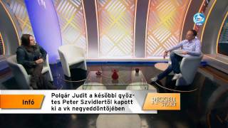 Polgár Judit interjú