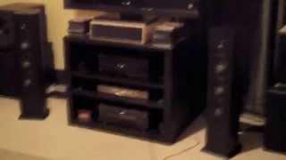 Pioneer (Andrew Jones) SP-FS52 Floor Speakers HQ HiFi Stereo (1)