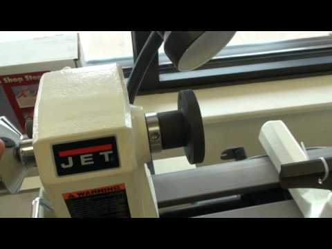 Jet 1220 Wood Lathe Review Youtube