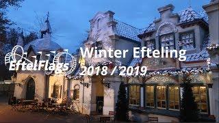 Winter Efteling 2018/2019 - Wat is er nieuw? Eten, mini reuzenrad, pleinen en ijspaleis