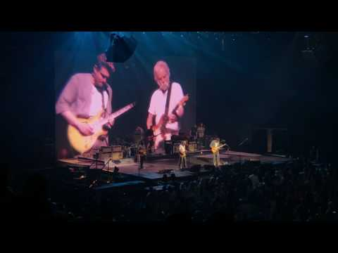 John Mayer – Knocking on Heavens Door (with Bob Weir) Sacramento, CA 7/27/2017