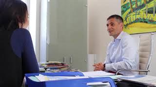 L'Auvergne vue par une espagnole - ÉPISODE 2 - Interview avec le maire d'Issoire
