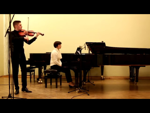 C.P. Stamitz: Viola Concerto, 1st. movement and Cadenza