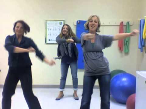 #GimmeFive: Dance/Movement Therapists at Veterans Administration - Livermore VA