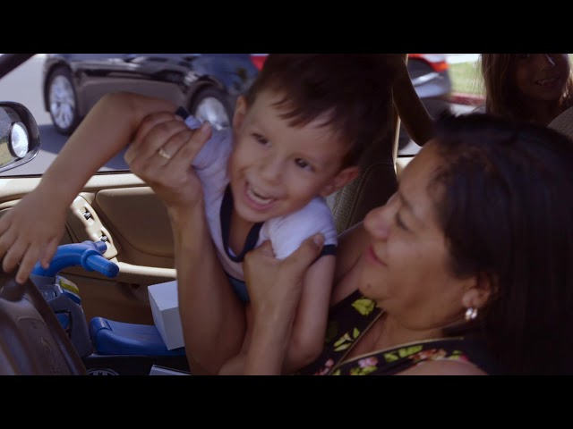 Yamaha + Feed the Children in Cypress, California