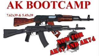 AK Bootcamp Booklet AK47 & AK74 Edition!