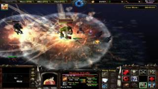 9x hero defence: hướng dẫn qua map 1 mình.