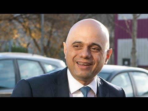 Sajid Javid: Tax