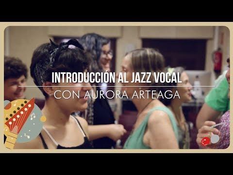 Cursos de Verano 2018: Introducción al jazz vocal
