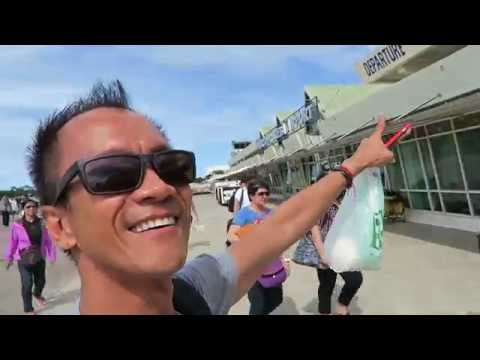 Philippines Trip 2016 Vlog 6 - Traveling to El Nido, Palawan