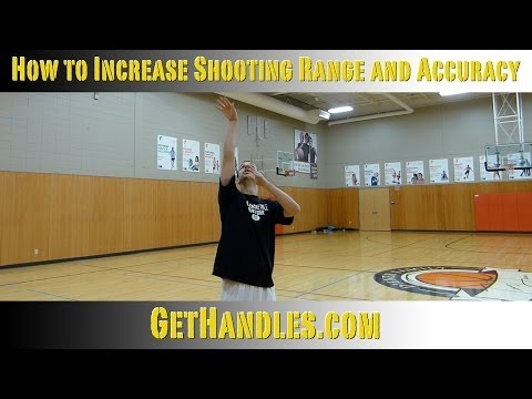 How to Increase Shooting RANGE & ACCURACY in Basketball - Joe Johnson Form