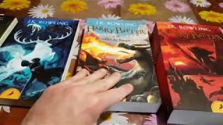 Los Libros Novelas De Harry Potter De J K Rowling Nuevas Ediciones Y Nuevos Del Año 2020 Youtube