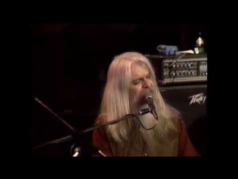 Leon Russell - Amazing Grace (Live)