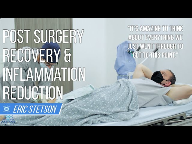 REGENERATIVE THERAPY & Why Patients Receive Treatment Post HIP SURGERY!