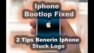 Iphone X | Flashing Install Ulang Mengatasi Stuck Logo Apple Itunes | Dinonaktifkan | Lupa Password.