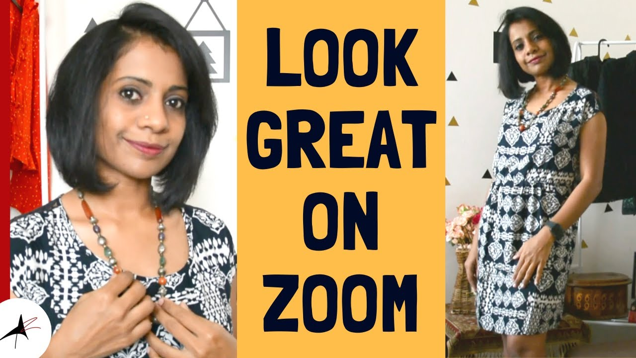 How To Look Good On Zoom Meetings? Outfit For Zoom Meetings
