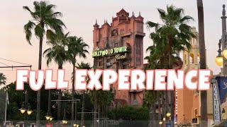 Tower of Terror (Walt Disney World) | Full Experience