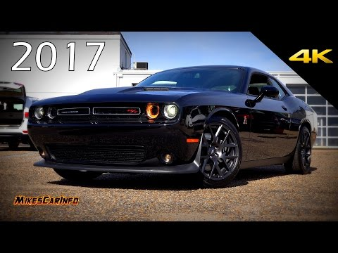 2017 Dodge Challenger R/T Scat Pack - Ultimate In-Depth Look in 4K
