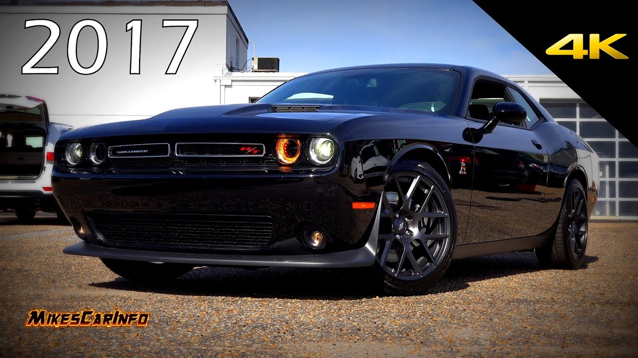 2017 Dodge Challenger R T Scat Pack Ultimate In Depth Look In 4k