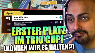 Ich carry @Ditrxx  & @rezon ay  im TRIO TEST EVENT *UNTER DEN TOP 5*