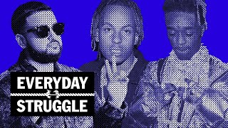Rich The Kid Album, Lil Uzi Claims to Be Trapped but His Team Says That's a Lie | Everyday Struggle